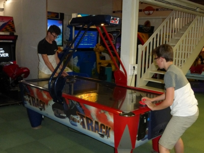 Tables de Air Hockey